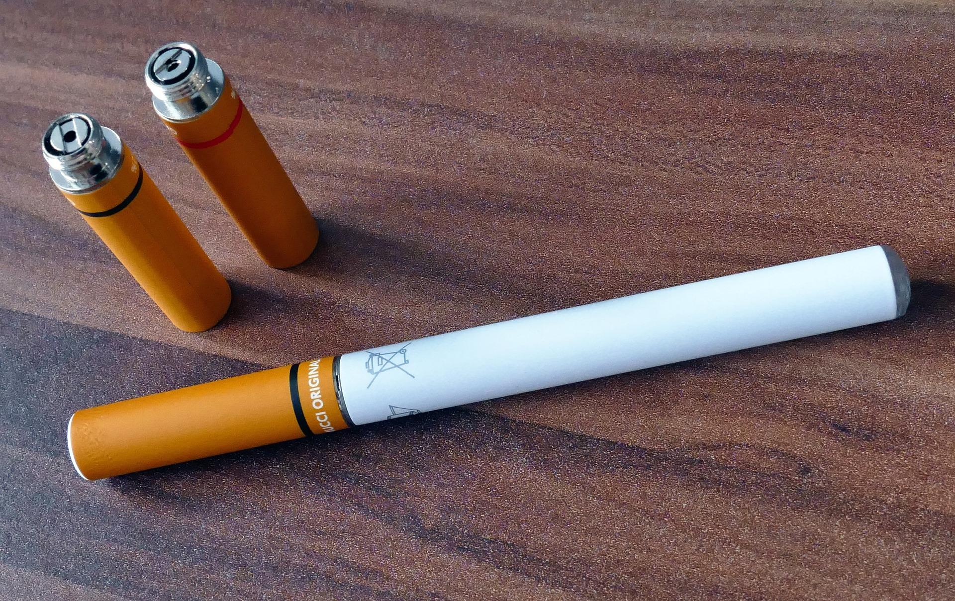 電子タバコのアイキャッチ画像