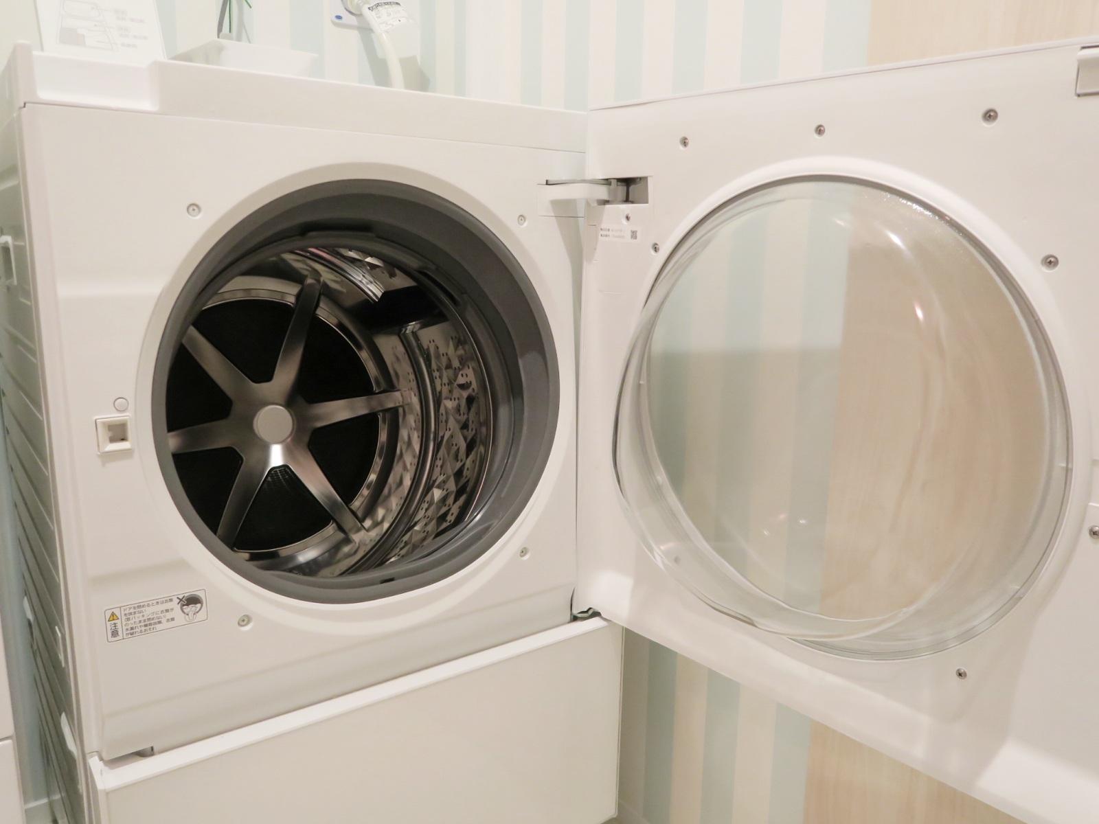 ドラム式洗濯機のアイキャッチ画像