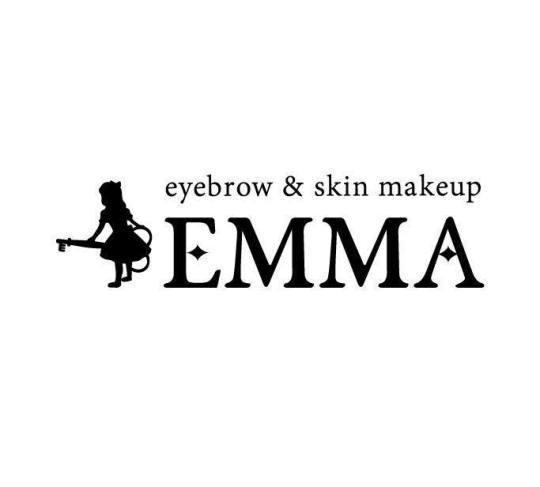 eyebrow&skin makeup EMMA