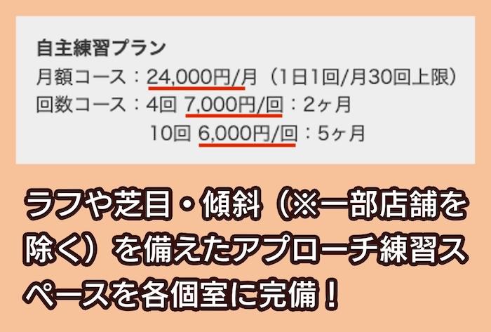 RIZAP GOLF日本橋