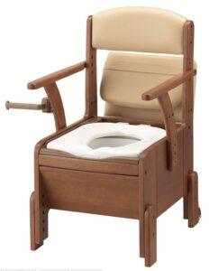 アロン化成 安寿 家具調トイレコンパクト