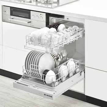ビルトイン食器洗い乾燥機 RSW-F402C-SV